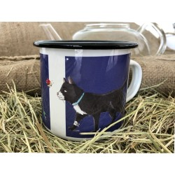 Emaille Tasse 300 ml...