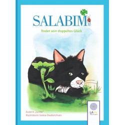 Kinderbuch ,,Salabim findet...