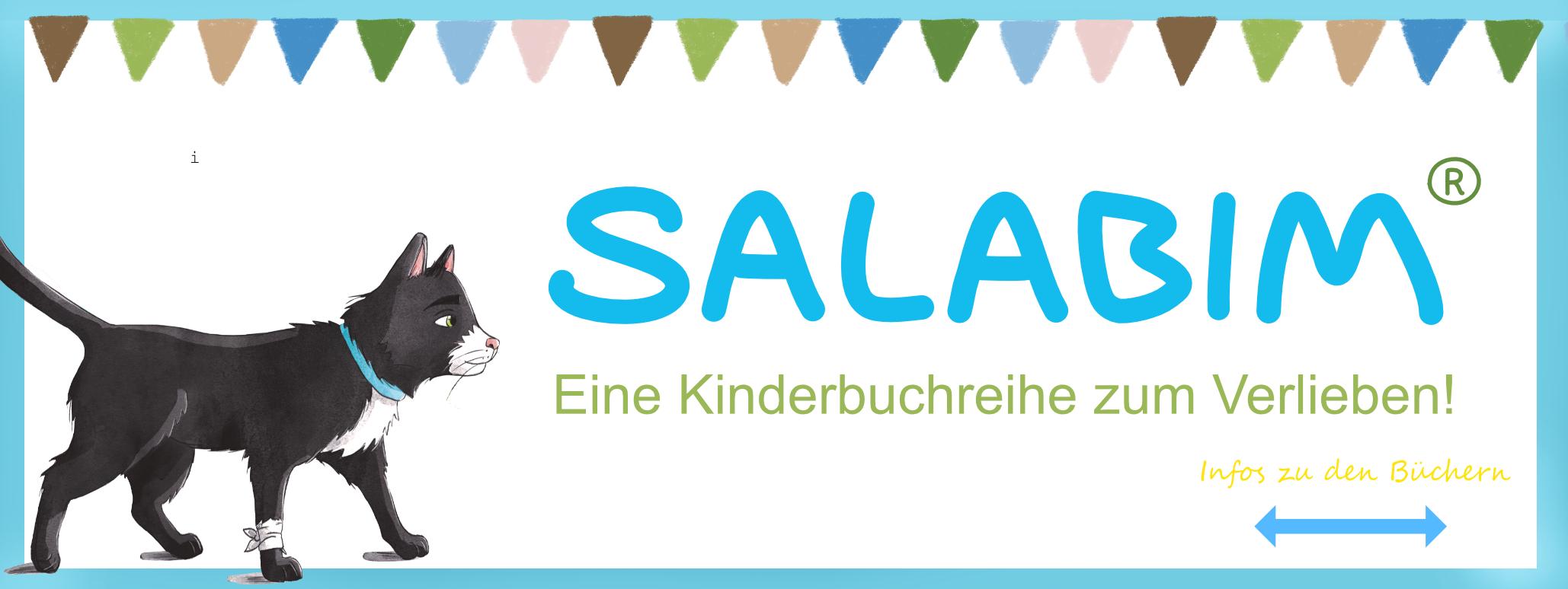 Informationen zum Kinderbuchprojekt Salabim